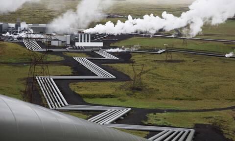 Ισλανδία: Ξεκινά η λειτουργία του μεγαλύτερου στον κόσμο εργοστασίου δέσμευσης άνθρακα από τον αέρα