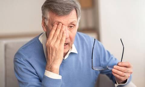 Οφθαλμική υπέρταση: Ποιοι κινδυνεύουν περισσότερο (εικόνες)