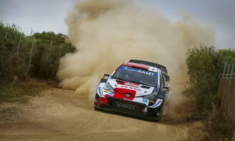 Rally Acropolis: Οι κορυφαίοι του WRC για την πρόκληση του «Ράλι των Θεών» (photos+videos)