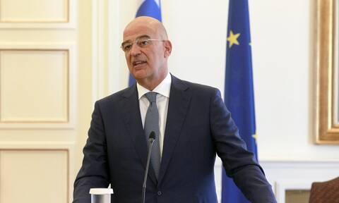 Δένδιας: Να ξεκινήσουμε μια ευρωπαϊκή απάντηση στις προκλήσεις της Μεσογείου