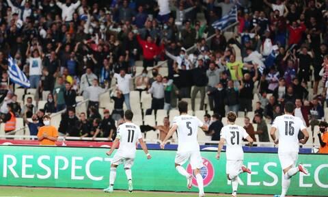 Ελλάδα – Σουηδία 2-1: Είμαστε ακόμα «ζωντανοί»! Το όνειρο του Μουντιάλ δεν χάθηκε – Δείτε τα γκολ