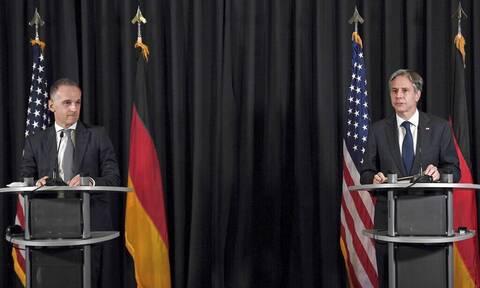 ΗΠΑ Γερμανία Ταλιμπάν ανθρώπινα δικαιώματα
