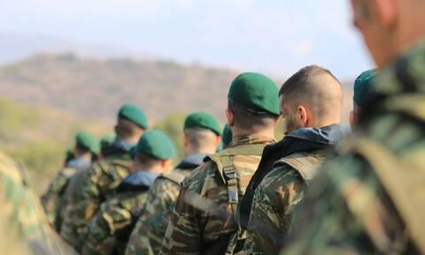 Προσλήψεις στις ένοπλες δυνάμεις: Κατάθεση δικαιολογητικών μέχρι 19/9