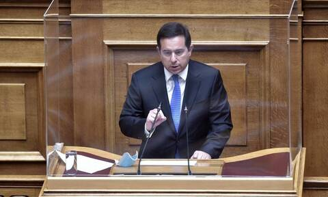 Migration Minister Mitarachi's statement a year after the catastrophic fire in Moria