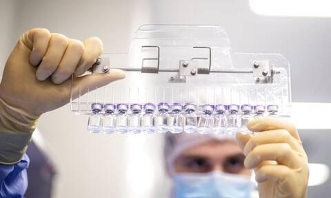 Η Moderna αναπτύσσει συνδυαστικό μονοδοσικό εμβόλιο κατά του κορονοϊού και της γρίπης