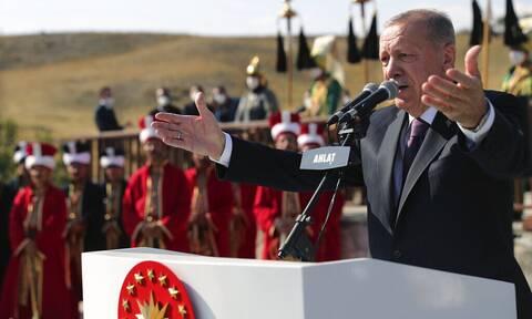 Ερντογάν: Η Ελλάδα ευθύνεται για τις εντάσεις, χάθηκαν ιστορικές ευκαιρίες συμφιλίωσης