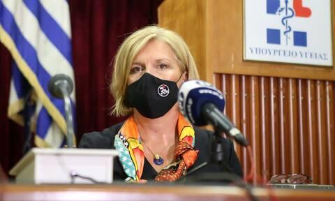 Μίνα Γκάγκα: 5.305 πιστοποιητικά αναστολής καθηκόντων σε ανεμβολίαστους επαγγελματίες υγείας ως τώρα