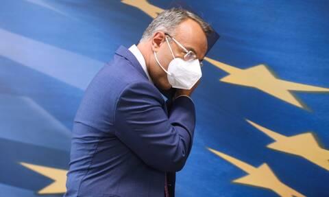 Στο Eurogroup της Σλοβενίας ο Χρήστος Σταϊκούρας