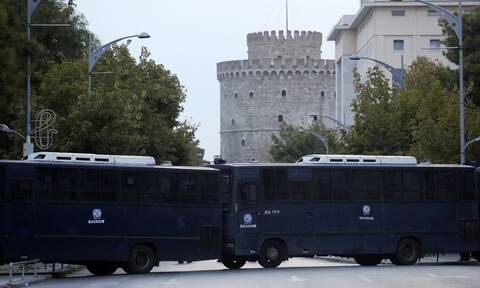ΔΕΘ: Συναγερμός στην ΕΛ.ΑΣ. για τους «αρνητές» - Ενίσχυση με 22 διμοιρίες και δύο Αίαντες από Αθήνα
