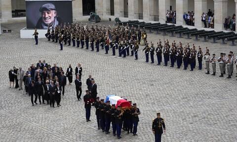 Ζαν Πολ Μπελμοντό: Η Γαλλία αποχαιρετά τον «Μπεμπέλ» - Την Παρασκευή η κηδεία του (vids)