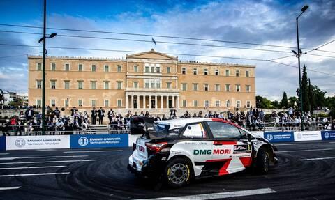 55ο Ράλι Ακρόπολις: Πρώτος ο Ogier με Toyota Yaris WRC στην Υπερειδική