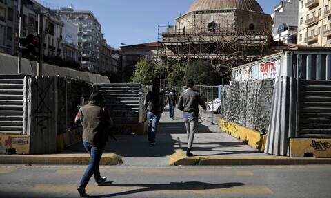 Μετρό Θεσσαλονίκης: Προσφυγή 304 κατοίκων στο Πρωτοδικείο για τα αρχαία της Βενιζέλου