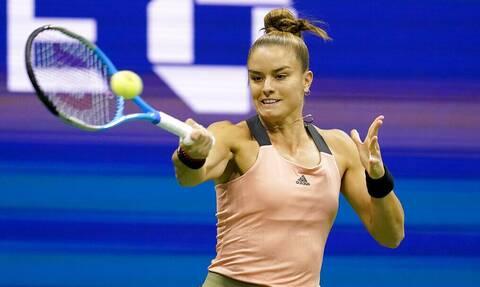Μαρία Σάκκαρη: Live ο αγώνας της με την Ραντουκάνου για την πρόκριση στον τελικό του US Open
