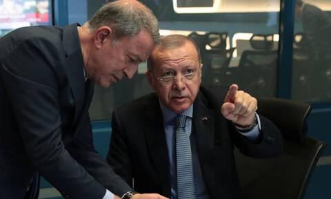 Το «έκαψαν» εντελώς: Ερντογάν και Ακάρ κατηγορούν την Ελλάδα για τρομοκρατία