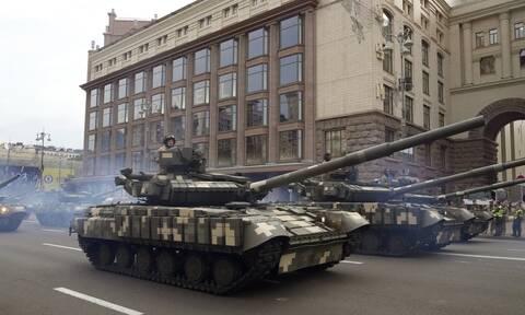 Ουκρανία πόλεμος με τη Ρωσία