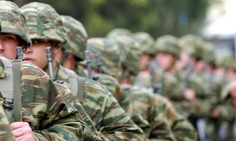 Προσλήψεις oπλιτών στο στρατό ξηράς: Πότε εξετάζονται οι υποψήφιοι