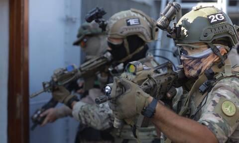 Κύπρος - Φωτογραφίες: Άσκηση της ΜΥΚ της Εθνικής Φρουράς με Αμερικανούς NAVY SEALS