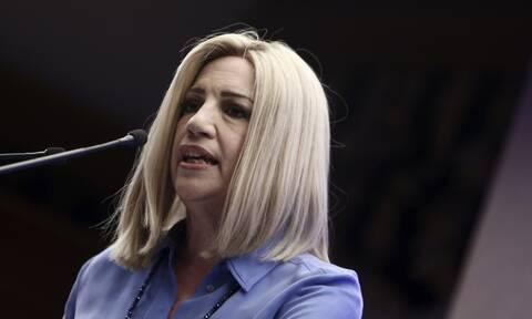 Εσωκομματικές εκλογές ΚΙΝΑΛ: Η Γεννηματά άναψε το πράσινο φως για να αρχίσουν οι διαδικασίες