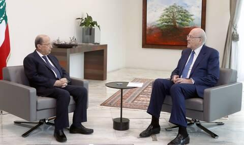 Νέα κυβέρνηση στον Λίβανο μετά από πάνω από έναν χρόνο