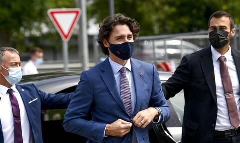 Καναδάς: Συνελήφθη διαδηλωτής - Κατηγορείται ότι εκτόξευσε απειλές θανάτου εναντίον του Τριντό