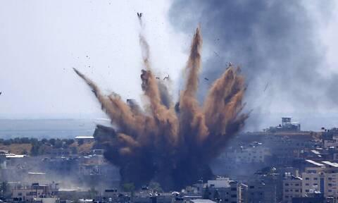 Ισραήλ Γάζα αντίποινα ρουκέτες