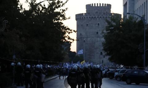 ΔΕΘ 2021: «Αστακός» η Θεσσαλονίκη με 5.500 αστυνομικούς, ελικόπτερα και drones – Τι φοβάται η ΕΛΑΣ