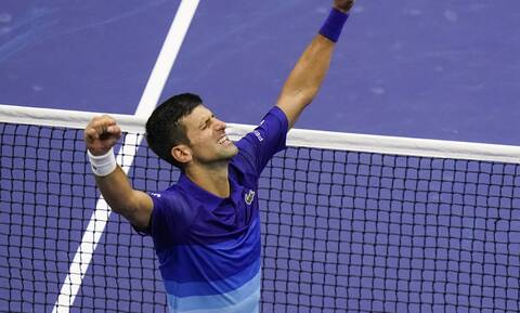 US Open: Τζόκοβιτς Vs Μεντβέντεφ για το τρόπαιο - Το Νο1 και το Νο2 της παγκόσμιας κατάταξης
