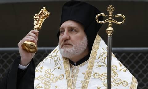 O Aρχιεπίσκοπος Αμερικής,Ελπιδοφόρος