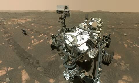 Το ρομποτικό όχημα της NASA