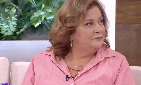 Ελισάβετ Κωνσταντινίδου για Φιλιππίδη: Σπουδαίος ηθοποιός - Μίλησα τηλεφωνικά μαζί του