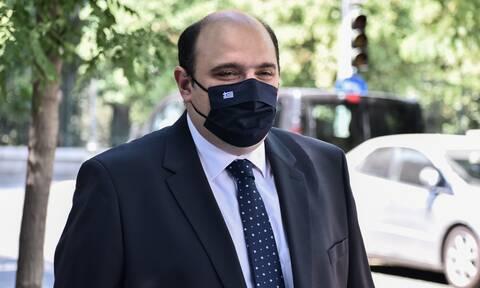 ΔΕΘ 2021 - Τριαντόπουλος: «Γρήγορη και δίκαιη η στήριξη στους πληγέντες από τις φυσικές καταστροφές»