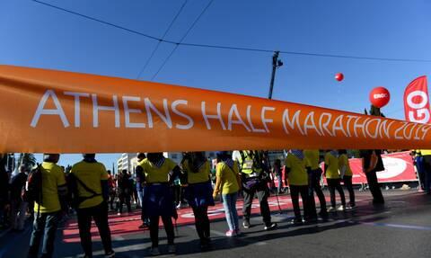 Ημιμαραθώνιος Αθήνας: Αφιερωμένος στη μνήμη του Μίκη Θεοδωράκη – Ποιοι δρόμοι θα είναι κλειστοί