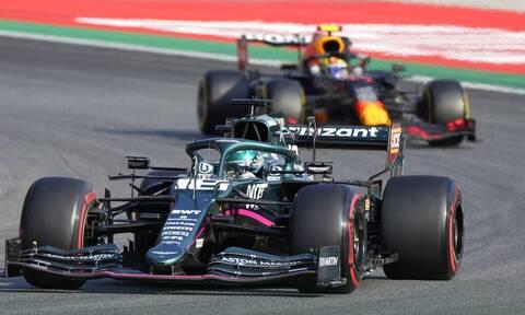 Formula 1: Νικητής στο Sprint Race ο Μπότας αλλά poleman ο Φερστάπεν - Έμεινε πίσω ο Χάμιλτον (pics)