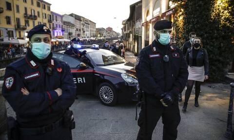 Ιταλική αστυνομία