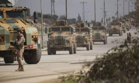 Συρία: Τούρκοι στρατιώτες σκοτώθηκαν σε βομβιστική επίθεση στο Ιντλίμπ