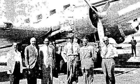 Έβδομηντα τρία χρόνια από την πρώτη αεροπειρατεία στην Ελλάδα