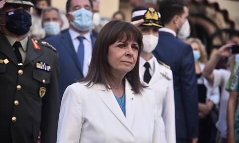 Κατερίνα Σακελλαροπούλου: Ανακηρύχθηκε επίτιμη δημότης Ερμιονίδας
