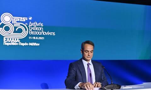 ΔΕΘ 2021 – Μητσοτάκης: Η Ελλάδα εμφανίζεται στις ΗΠΑ ως αξιόπιστος συνομιλητής στην Ανατ. Μεσόγειο
