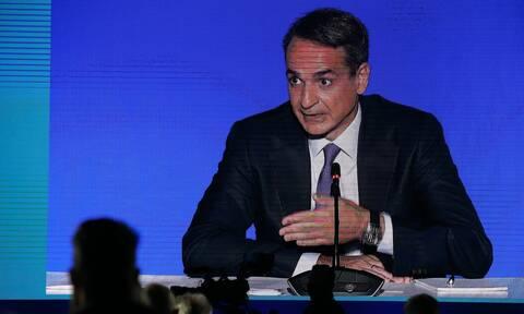 ΔΕΘ 2021 - Μητσοτάκης: Πενταετής η συνεργασία με τις ΗΠΑ - Ενισχύεται η συνεργασία με τη Γαλλία