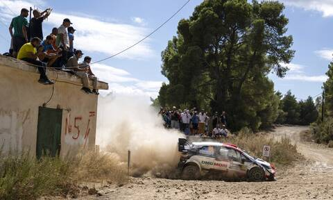 Rally Acropolis: Ιστορικός θρίαμβος του Ροβάνπερα! Στο WRC μέχρι το 2023 το «Ράλι των Θεών»
