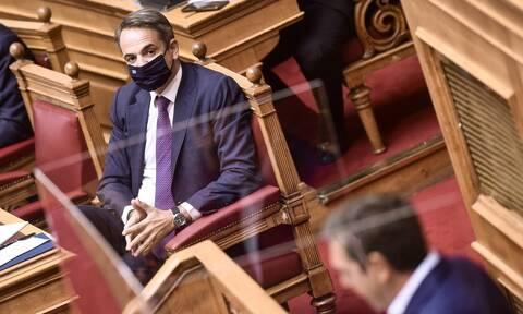 Ξεκαθάρισμα πολιτικών λογαριασμών: Έριξε το γάντι ο Μητσοτάκης, θα το σηκώσει ο Τσίπρας;