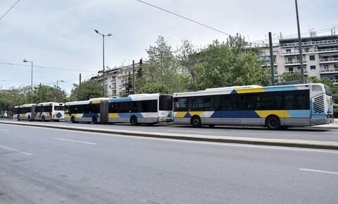 Κορονοϊός: Τι ισχύει από σήμερα Δευτέρα για τους εργαζόμενους στα μέσα μεταφοράς