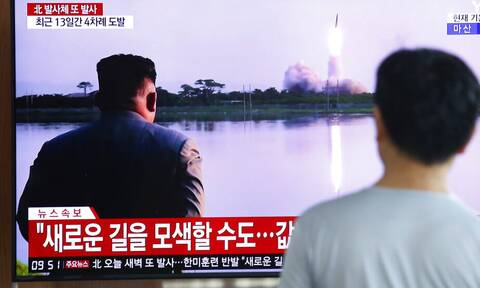 Πύραυλοι Βόρεια Κορέα