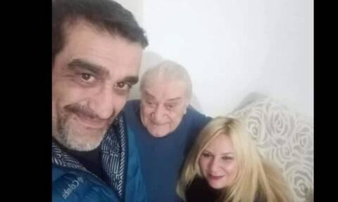 Θλίψη για τον θάνατο του Γιάννη Ματζουράνη: Συγκινεί η κόρη του «Εθνικάρα» - «Μας έφυγες άγγελέ μου»