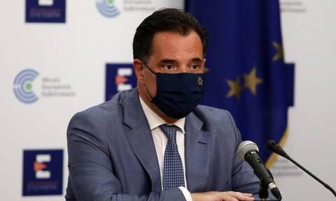 Γεωργιάδης: Η πανδημία απομακρύνεται, η χώρα δεν θα ξανακλείσει οριζόντια