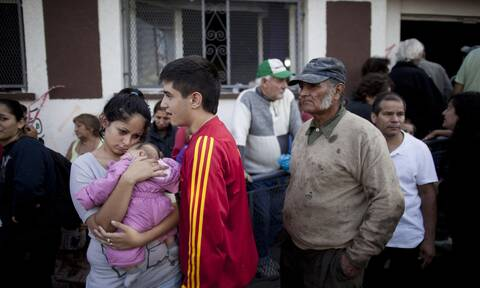 Aργεντινή: Σεισμός 6 βαθμών της κλίμακας Ρίχτερ