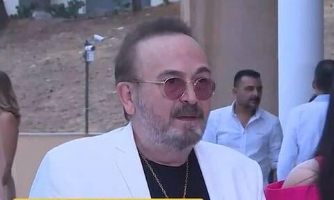 «O Σταμάτης Γονίδης ξαναμωράθηκε»: Το σχόλιο τραγουδίστριας μετά τα βαφτίσια της κόρης του