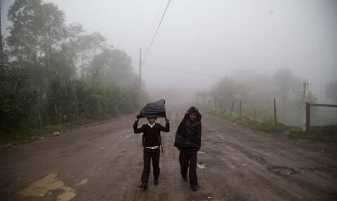Σαλβαδόρ: Τουλάχιστον πέντε νεκροί εξαιτίας σφοδρών βροχοπτώσεων