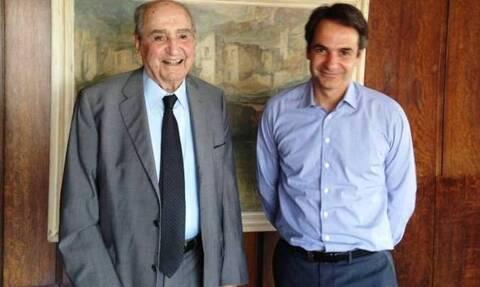 Η κοινωνική πολιτική με δανεικά και ο επίκαιρος Κωνσταντίνος Μητσοτάκης