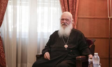 Στον παιδικό σταθμό«Ευαγγελισμός της Θεοτόκου» ο Αρχιεπίσκοπος Ιερώνυμος
